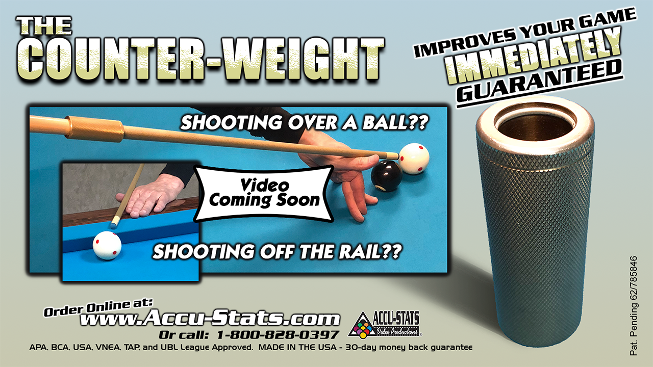 THE COUNTER-WEIGHT - The ONLY WEIGHT you'll evere need!!